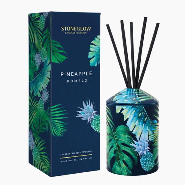 Stoneglow diffuser pineapple & pomelo scent