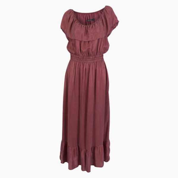 Obsession Melody off shoulder summer dress front view