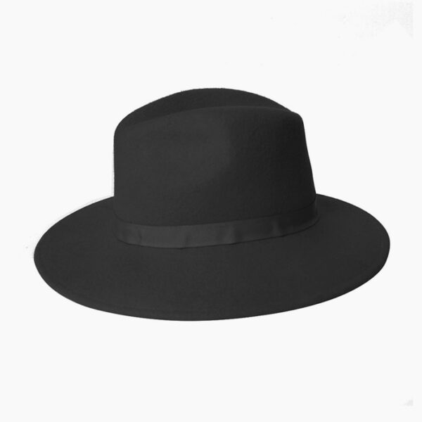 Black Fedora from The Secret Room Boutique